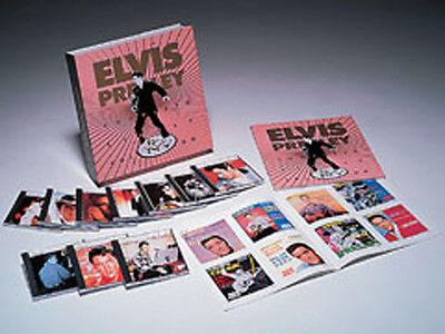 Elvis Presley Japan  mail order 10cd Box Complete Singles Collection Japanese