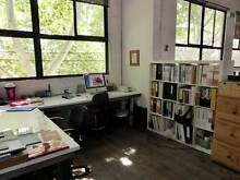 Desk Space in Creative Studio, Leafy Outlook -  East Redfern Redfern Inner Sydney Preview