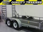 4.5Ton PLANT / EARTHMOVING MACHINERY TRAILER Clontarf Redcliffe Area Preview