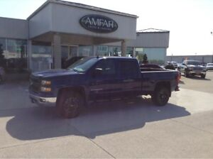 2014 Chevrolet Silverado 1500 LIFTED / 4X4 / CREW CAB / 6 MONTHS