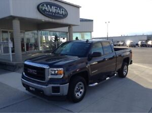2015 GMC Sierra 1500 4X4 / 4 DOORS / LOW KMS / NO PAYMENTS FOR 6