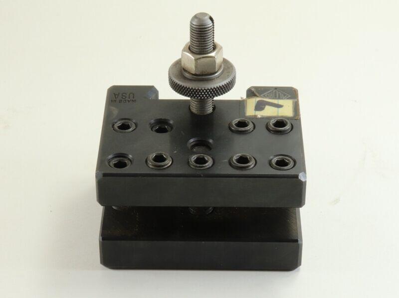 Aloris BXA-6 Quick Change Multi Tool Holder