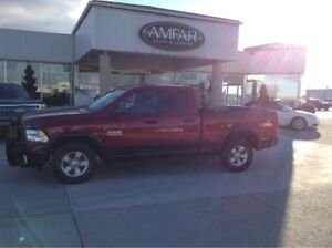 2014 RAM 1500 DIESEL /OUTDOORSMAN/NO PAYMENTS FOR 6 MONTHS !!
