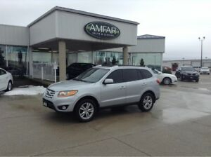 2010 Hyundai Santa Fe Limited w/Navi / NO PAYMENTS FOR 6 MONTHS