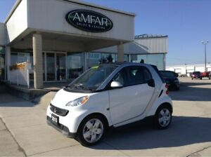 2015 Smart Fortwo NAV/LOW KMS/LEATHER / NO PAYMENTS FOR 6 MONTHS