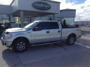 2014 Ford F-150 4x4 / CREW CAB / XTR / NO PAYMENTS FOR 6 MONTHS