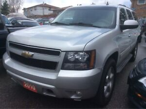 2010 Chevrolet Suburban Nav,on star, back up cam,aux,DVD,remote