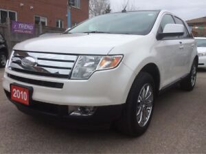 2010 Ford Edge Bluetooth Panorama Roof Leather Heated Seats