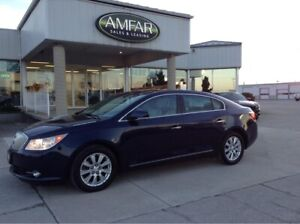 2010 Buick LaCrosse CXL / LEATHER / NO PAYMENTS FOR 6 MONTHS !!