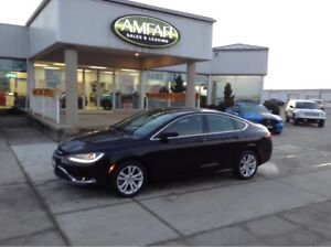 2015 Chrysler 200 Limited / NAV / HEATED SEATS / NO PAYMENTS FOR