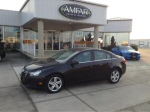 2014 Chevrolet Cruze Diesel / NAV / LEATHER / NO PAYMENTS FOR 6