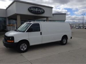 2016 Chevrolet Express 2500 EXT CARGO VAN / NO PAYMENTS FOR 6 MO
