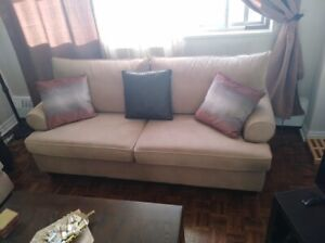 Almost brand new couches!