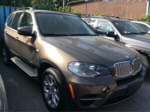 2012 BMW X5 50i/AWD/Leather Seats/Camera/Roof/Fog Light/Alloys