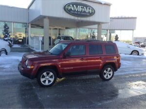 2011 Jeep Patriot 4X4 / HEATED SEATS / NO PAYMENTS FOR 6 MONTHS