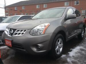 2013 Nissan Rogue BLUETOOTH/SUN ROOF/AUX/FOG LIGHTS/CLEAN RECORD