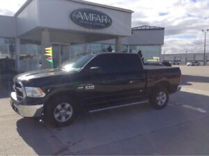 2017 Dodge Ram 1500 CREW CAB / 4X4 / NO PAYMENTS FOR 6 MONTHS !!