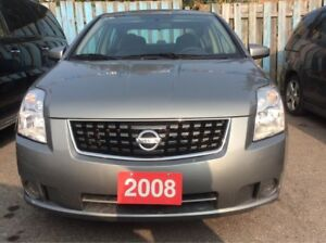 2008 Nissan Sentra LOW KM ONLY 36K! $GAS SAVER$