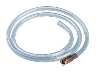 "Jiggler Shaker Siphon Hose Pump 6' x 5/8"" Anti-Static Tubing Brass Tip"