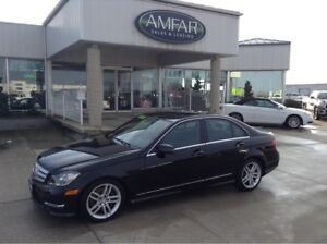 2013 Mercedes-Benz C-Class AWD / 3.5 L / NO PAYMENTS FOR 6 MONTH