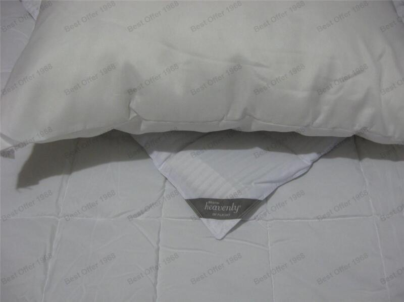 "westin heavenly in flight blanket bed 84/ 48"" comforter"
