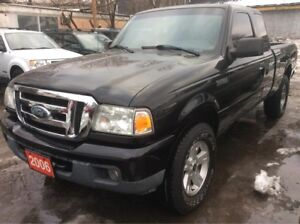 2006 Ford Ranger 4WD EXCELLENT CONDITION