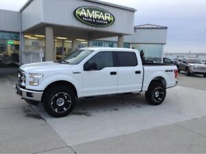 2015 Ford F-150 LIFTED / 4X4 / 4 DR / NO PAYMENTS FOR 6 MONTHS !