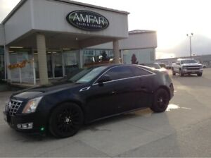 2013 Cadillac CTS AWD / Premium / NO PAYMENTS FOR 6 MONTHS !!