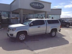 2015 Chevrolet Colorado LOW KMS \ WITH CAP / NO PAYMENTS 6 MONTH