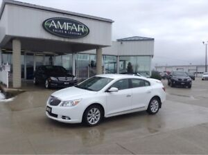 2013 Buick LaCrosse Luxury / LEATHER / NO PAYMENTS FOR 6 MONTHS