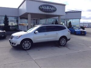 2015 Chevrolet Traverse AWD / LT / NO PAYMENTS FOR 6 MONTHS !!!