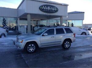 2008 Jeep Grand Cherokee DIESEL / Overland / NO PAYMENTS FOR 6 M
