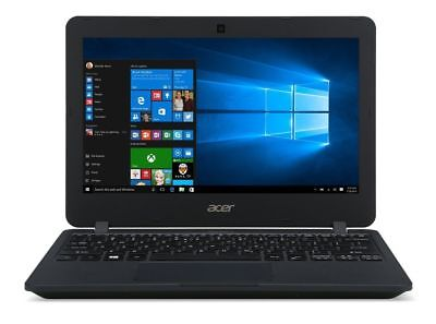 "Acer TravelMate 11.6"" Touchscreen Laptop - Intel 1.6GHz/4GB DDR3/32GB eMMC/W10P"