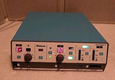 Valleylab Force Argon 2 Ii - 8 Electrosurgical Generator Unit Esu