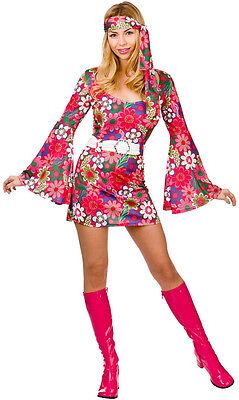 -Power Kostüm NEU - Damen Karneval Fasching Verkleidung Kost (Kostüme 1970)