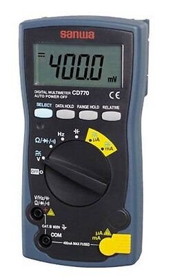 Sanwa Digital Multi Meter Cd770