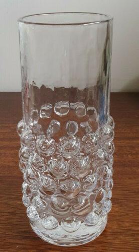Pukeberg Sweden Glass Vase