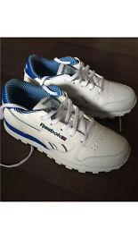 Unisex Reebok Classic Trainers Size 3