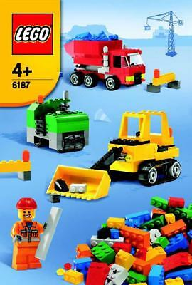 LEGO CITY.  ROAD CONSTRUCTION SET 6187. COMPLETE online kaufen