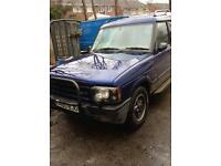 Landrover discovery 300tdi es automatic