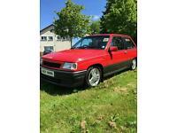 Vauxhall nova merit Sri rep !!!