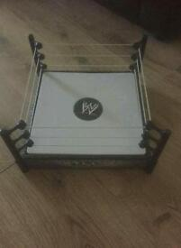 WWE Wrestling ring in good condition