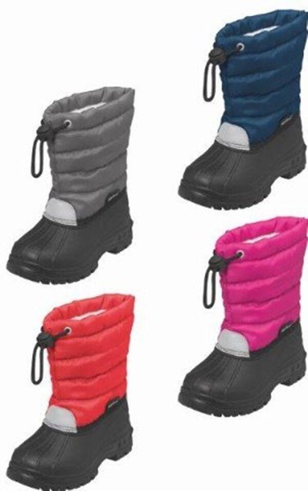 193005 Playshoes Winter Stiefel Schnee Boots gefüttert Mädchen Jungen Kinder