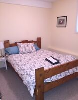 Available immediately! Room for rent. Canmore