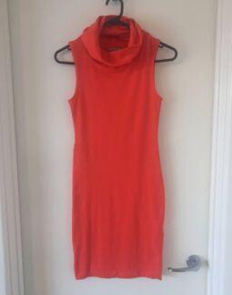 Red Kookai dress, size1