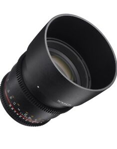 Rokinon DS85M-MFT Cine DS 85mm T1.5 AS IF UMC Full Frame (limsy)
