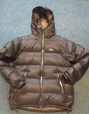rab neutrino endurance down jacket, used for sale  Poole