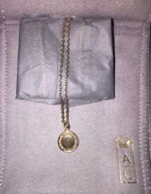 Gold and Diamond Astley Clarke Necklaces