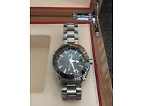 Omega Sea Master Planet Ocean 600m Co-Axel Master Chronometer Men's Watch