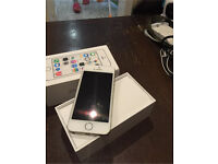 IPhone 5s 16gb white & gold on EE